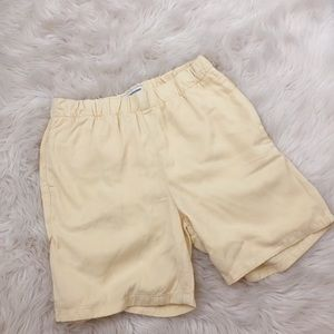 Urban Outfitters NWOT Yellow Shorts